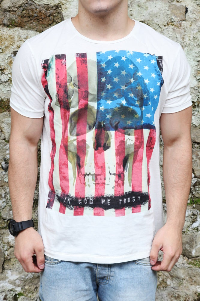 Image of IN GOD WE TRUST T-SHIRT
