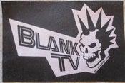 Image of BlankTV Logo Patch