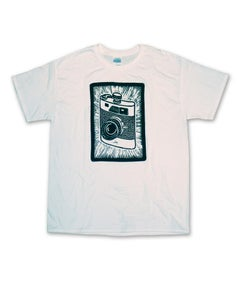 """Image of """"Shoot From The Hip"""" Tee - White"""