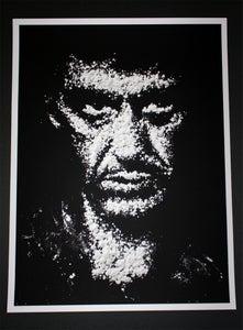 """Image of """"El más Puro"""" scarface print"""