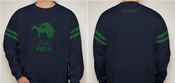 Image of Fuck Polo Sweater