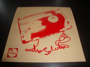 Image of Audio Solution LP  - **SOLD OUT**