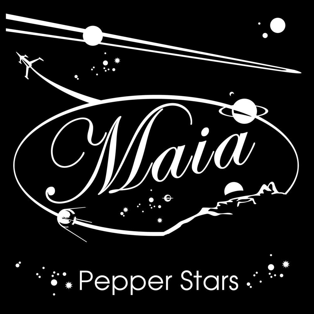 Image of Maia Album-Pepper Stars