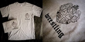 Image of WOLF TOWN CREST SHIRT