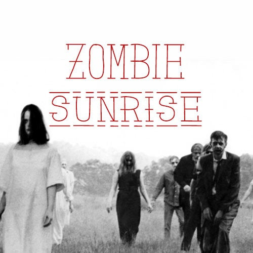 Image of Zombie Sunrise - Hand drawn font