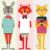 Image of Olliblocks - Animals PDF