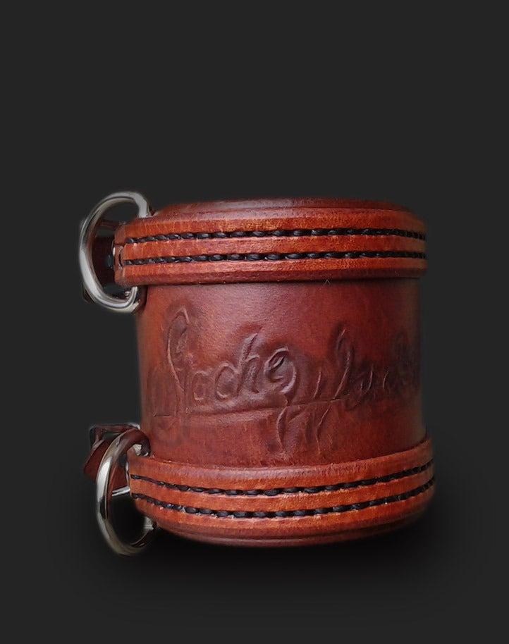 Image of StacheWarden Leather Bracelet | Accessories