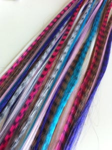 Image of Multi Feather Extension Mix
