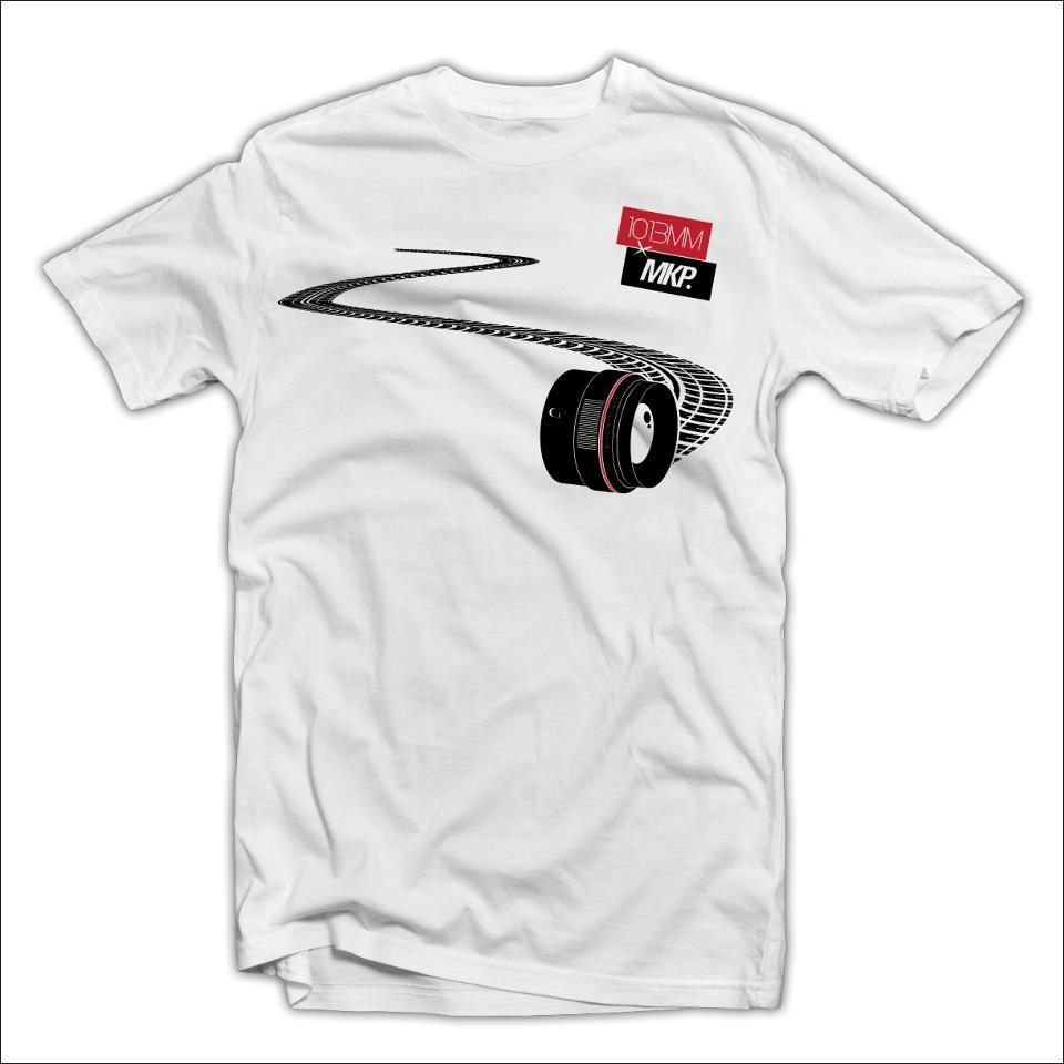 Image of 1013MM x MKP Collab Tee