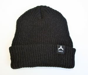 Image of ON SALE - Beanie - Salary Cap / Black