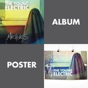 "Image of ""Machines"" album bundle #1 (CD/digital/signed poster)"