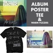 "Image of ""Machines"" album bundle #2 (CD/digital/signed poster/tee)"