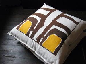 Image of Slice Floor Cushion