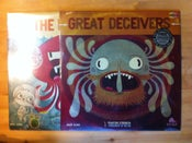 "Image of Great Deceivers/The Pauses 12"" Split EP"