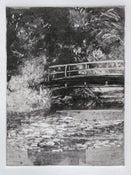Image of Belle Isle Foot Bridge II
