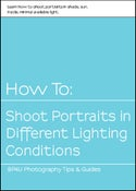 Image of How to Shoot Portraits in Different Lighting Conditions