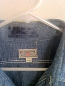 Image of Buzz Rickson Selvedge Chambray Workshirt XXL