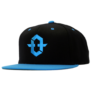 Image of Tru Freedom Snapback (Black/Blue)