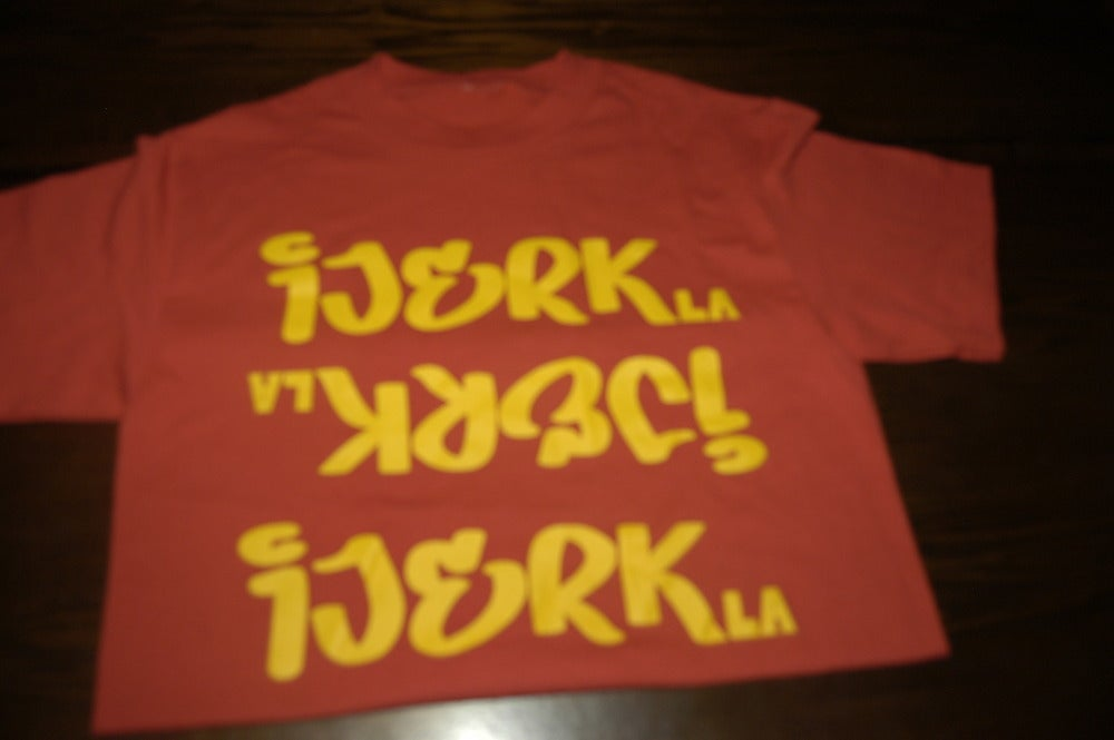 Image of Red and YEllow Ijerk
