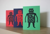 Image of Robot card