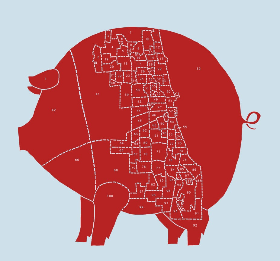 Image of Chicago : The Meaty City