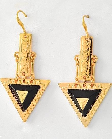 Image of Fallen Arrow Earrings