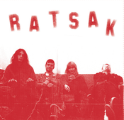 "Image of Ratsak - ""20th Century Bricolage"" + 3 7"" EP  (12XU 046-7)"