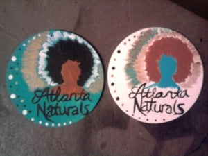 Image of Atlanta Naturals Earrings
