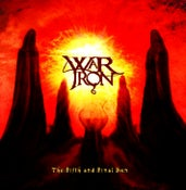 Image of WAR IRON - THE FIFTH AND FINAL SUN - CD