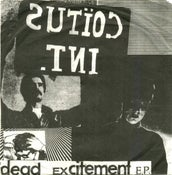 "Image of Coïtus Int. ""Dead Excitement"" EP"