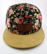 Image of Floral Five Panel