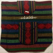 Image of Lucid Native Backpack in Red