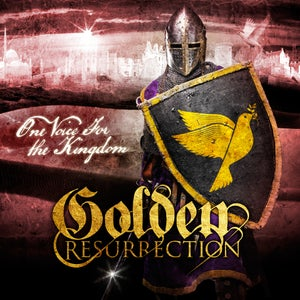 Image of Golden Resurrection - One Voice For The Kingdom - LRCD014