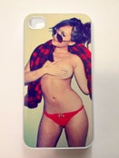 "Image of ""All That's In Between"" iPhone 4/4S Case"