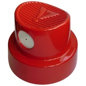 Image of Spray Cap Stool (Red)