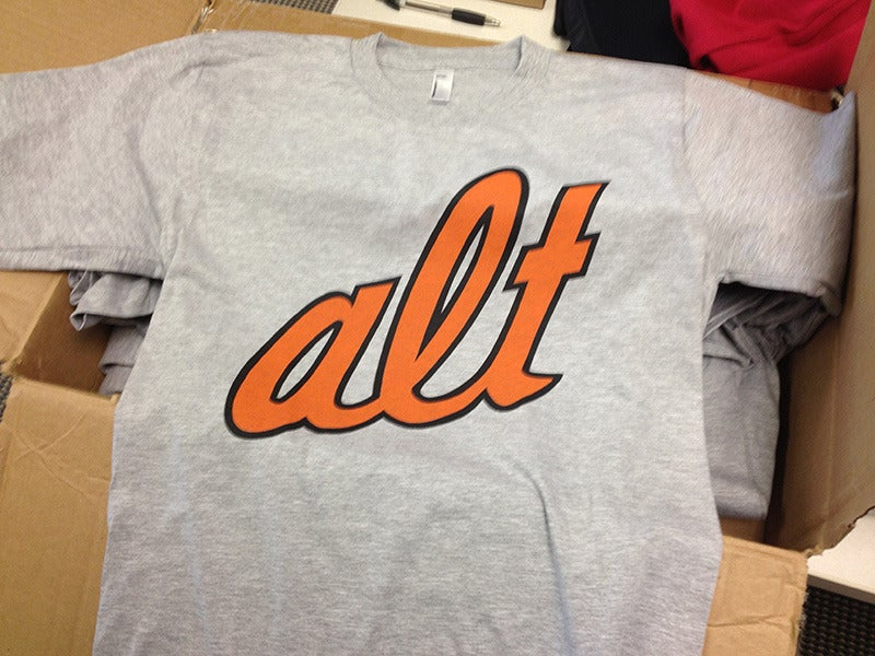 Image of Baltimore 'ALT' Shirt