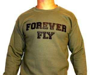 Image of Military Crewneck