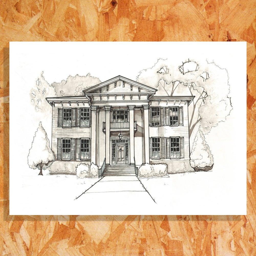 Oxford sketchbook cedar oaks oxford ms 11x14 for 11x14 paper size