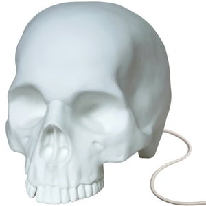 Image of 'Goliath' Table Skull Lamp