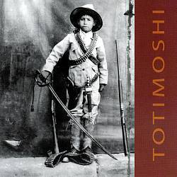 Image of rare Totimoshi Monolí CD