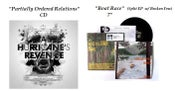 """Image of Partially Ordered Relations (CD) + """"Boat Race"""" (7"""")"""