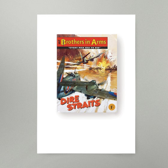 Image of Brothers in Arms Art Print