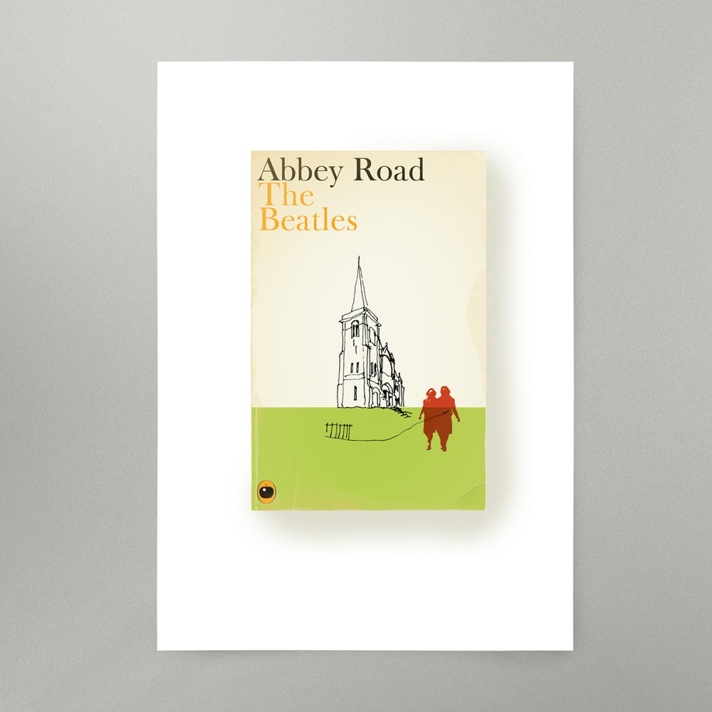 Image of Abbey Road Art Print
