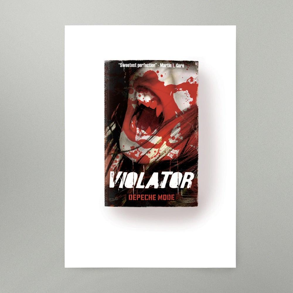 Image of Violator Art Print