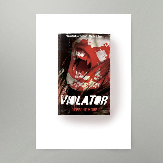Image of Violator Art Print