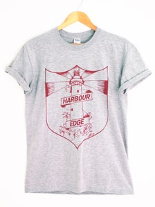 Image of Lighthouse Tee - Grey