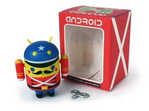 Image of Android Toy Soldier por Gary Ham
