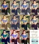 Image of KNP Vintage Spring Collection