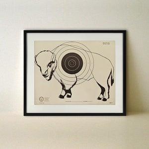 Image of Buffalo Targetry Poster