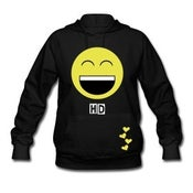 Image of Highly Dope Women's Smiley Face Hoodie